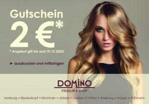2 € Gutschein - Auf das Bild klicken, ausdrucken & mitbringen.